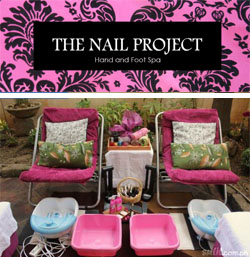 Nail Project Hand and Foot Spa 2