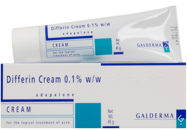 Galderma announces FDA approval of Differin for OTC acne