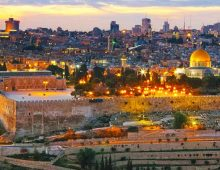 PHOTO COURTESY OF AMERICA ISRAEL TOURS