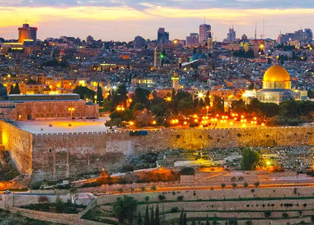 PHOTO COURTESY OF AMERICA ISRAEL TOURS