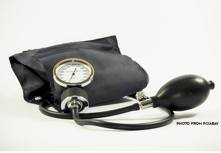Dealing with high blood pressure2